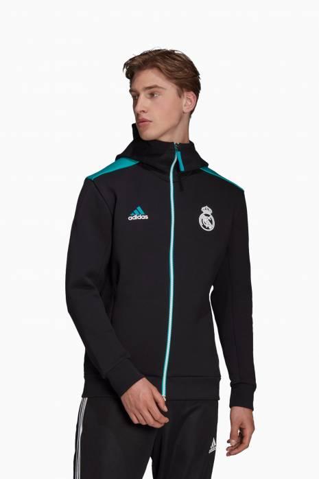 Mikina adidas Real Madrid 21/22 ZNE