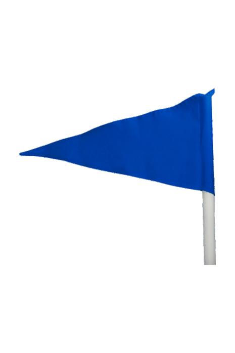 Rohový praporek Select modrý