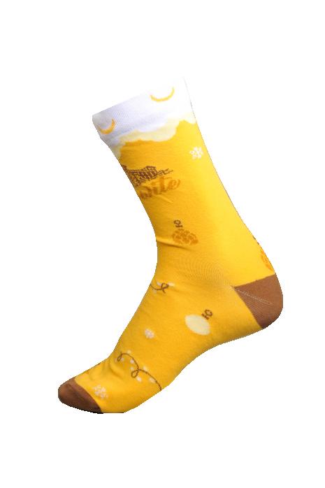 ŁKS Łódź ponožky