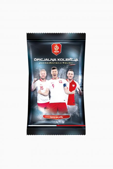 Saszetka Oficjalna Kolekcja Kart Reprezentacji Polski 2020