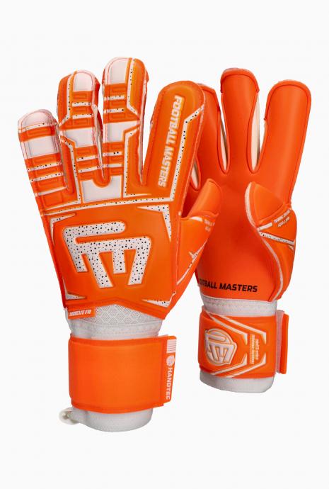 Rukavice Football Masters Clima Orange Aqua Micut FR 3.5