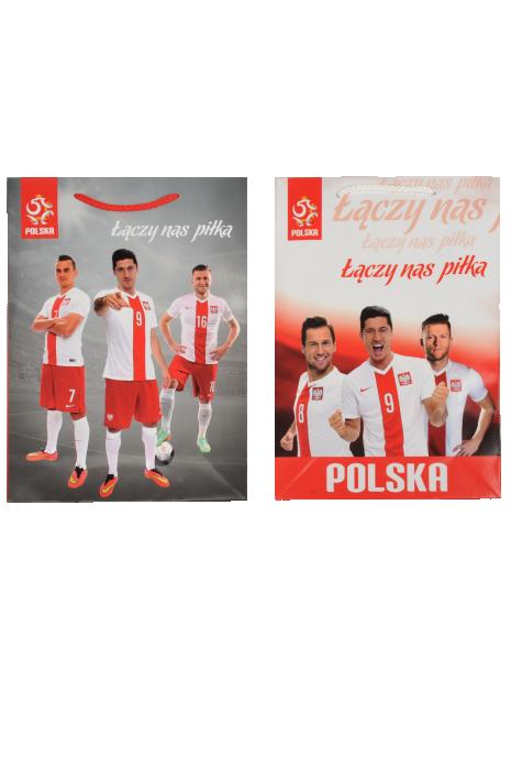 Torebka średnia reprezentacji Polski