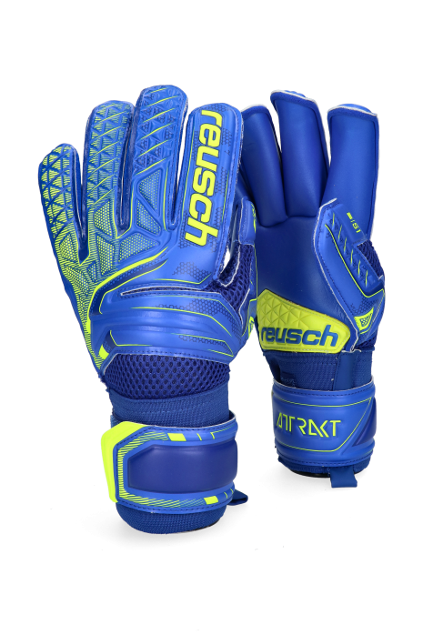 Rękawice Reusch Attrakt S1 Roll Finger Junior
