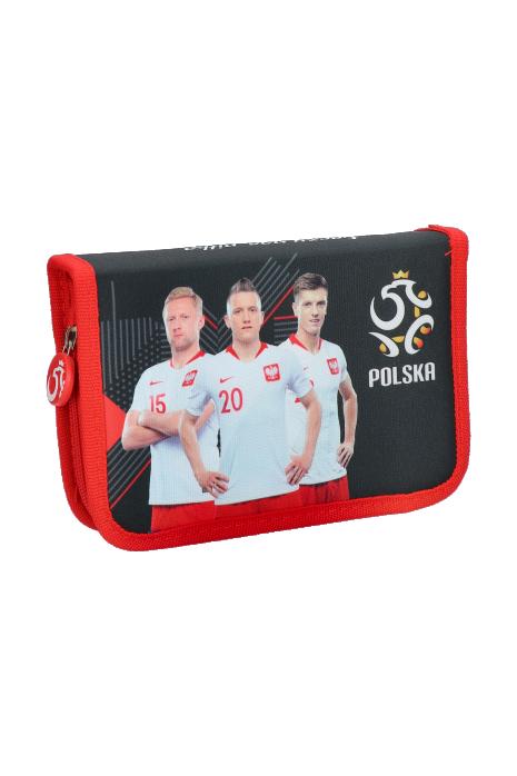 Piórnik reprezentacji Polski pojedynczy bez wyposażenia