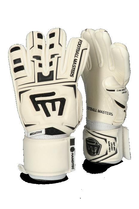 Rukavice Football Masters Clima White Contact Grip NC V 3.0 Junior