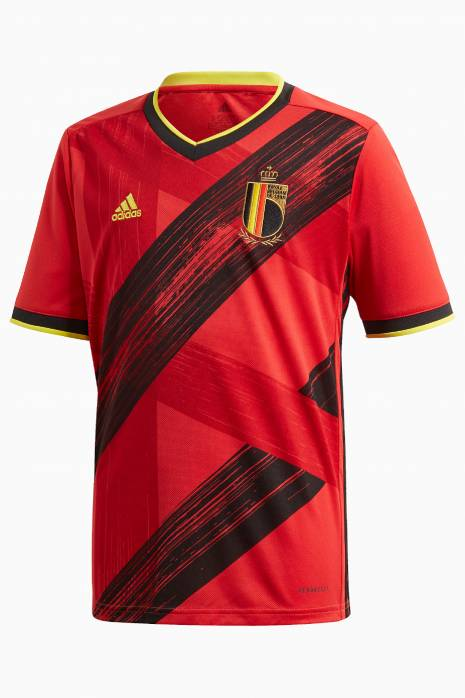 Koszulka adidas Belgia 2020 Domowa Junior