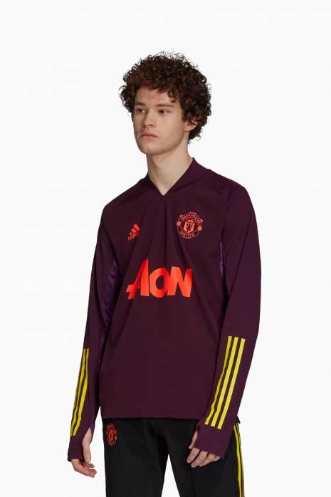 Mikina adidas Manchester United 20/21 ULTIMATE TRAINING