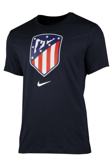 Tričko Nike Atletico Madrid 20/21 Tee Evergreen Crest Junior