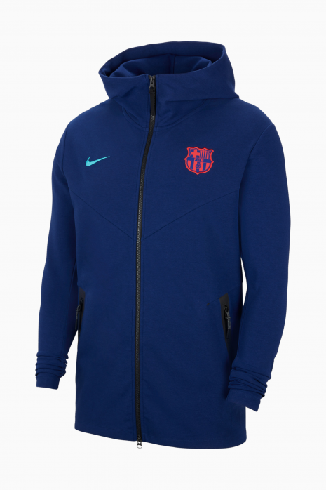 Hanorac Nike FC Barcelona NSW Tech Pack Hoodie FZ