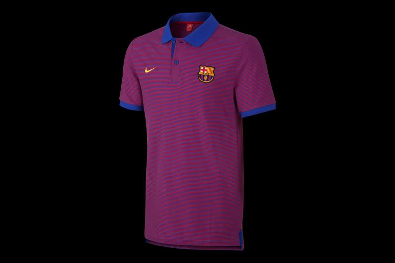 Ortodoxo A bordo Respetuoso del medio ambiente  Polo Nike FC Barcelona Slim 777268-480   R-GOL.com - Football boots &  equipment