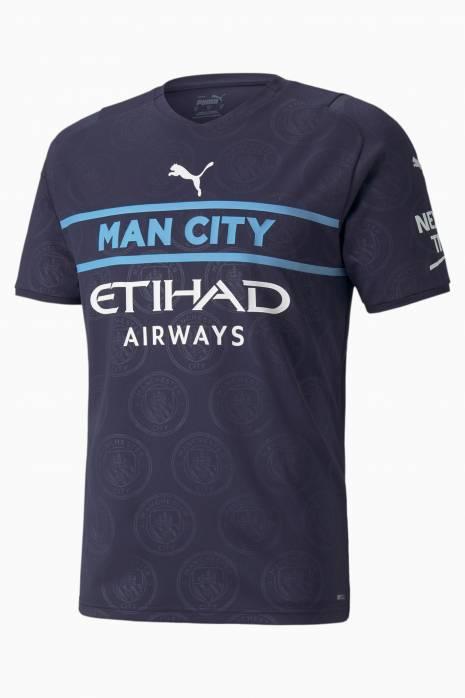 Tričko Puma Manchester City FC 21/22 Tretie Replica