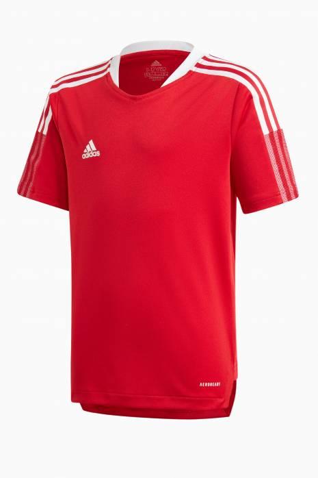 Koszulka adidas Tiro 21 Training Junior