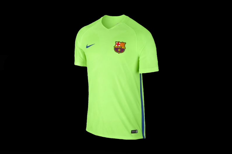 abrigo Folleto luz de sol  Football Shirt Nike FC Barcelona AeroSwift Strike 829975-368 | R-GOL.com -  Football boots & equipment