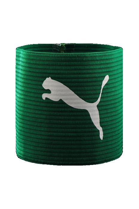 Kapitánska páska Puma zelená