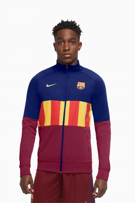 Mikina Nike FC Barcelona 20/21 I96 Anthem Track EL CLASICO