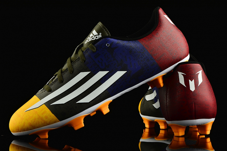 Disturbio estéreo Bueno  Adidas F50 Adizero TRX FG Messi F32795 | R-GOL.com - Football boots &  equipment