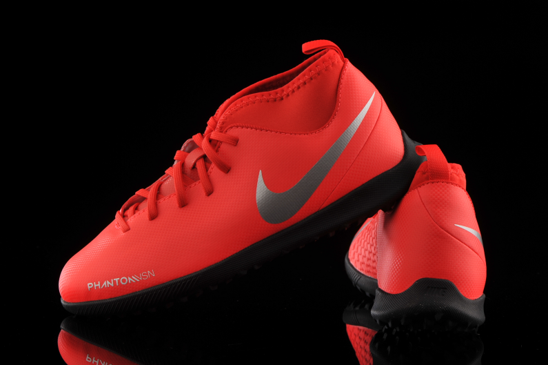 Agacharse Marchito Apuesta  Nike Phantom VSN Club DF TF Junior | R-GOL.com - Football boots & equipment