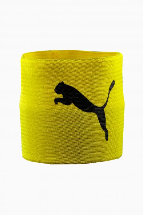 Kapitánska páska Puma žltá 50011-01