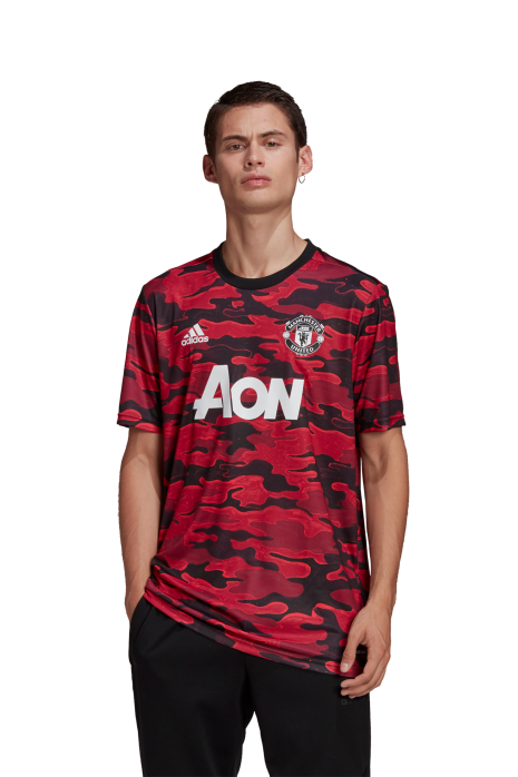 Tricou adidas Manchester United Pre-Match
