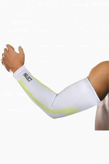 Kompresní rukáv Select White