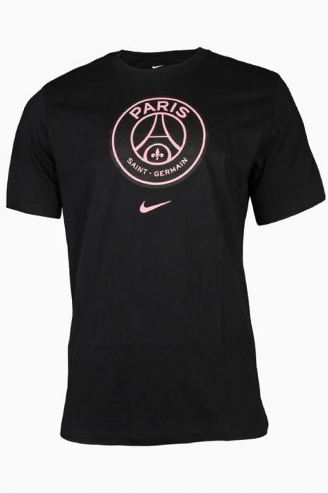 Koszulka Nike PSG Tee Evergreen Crest Junior
