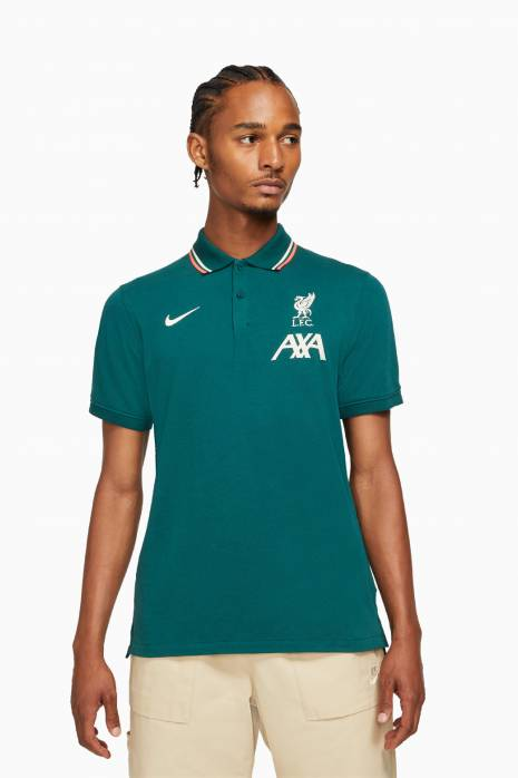 Tričko Nike Liverpool FC 21/22 Polo DF Slim