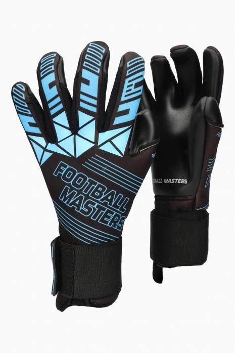 Brankářské rukavice Football Masters FENIX BLUE Junior