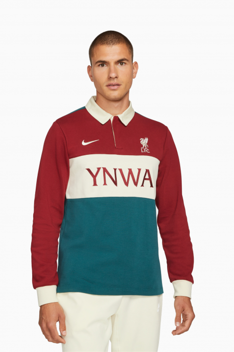 Koszulka Nike Liverpool FC Polo LS