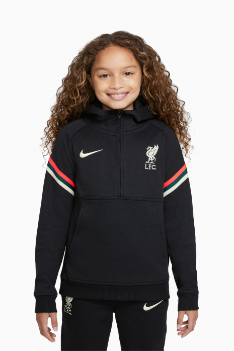 Bluza Nike Liverpool FC Travel Hoodie HZ Junior