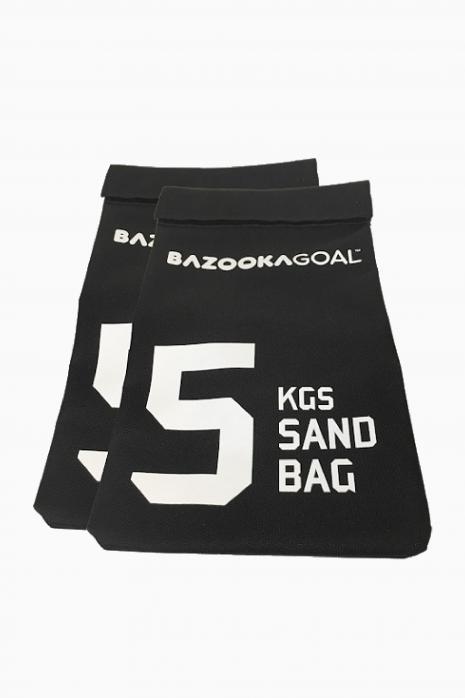 Prídavné závažie na piesok do bránky Bazookagoal 2ks.
