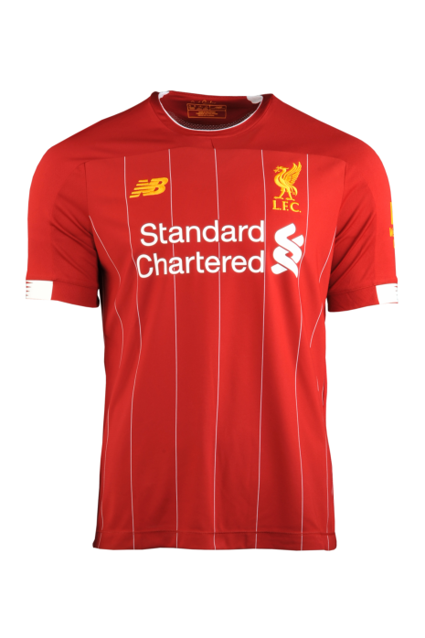 T-Shirt New Balance Liverpool FC 2019/20 Home