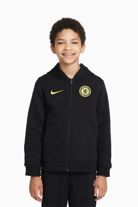 Bluza Nike Chelsea FC NSW Hoodie FZ Junior