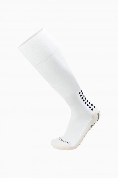 șosete piłkarskie Trusox Lenght White