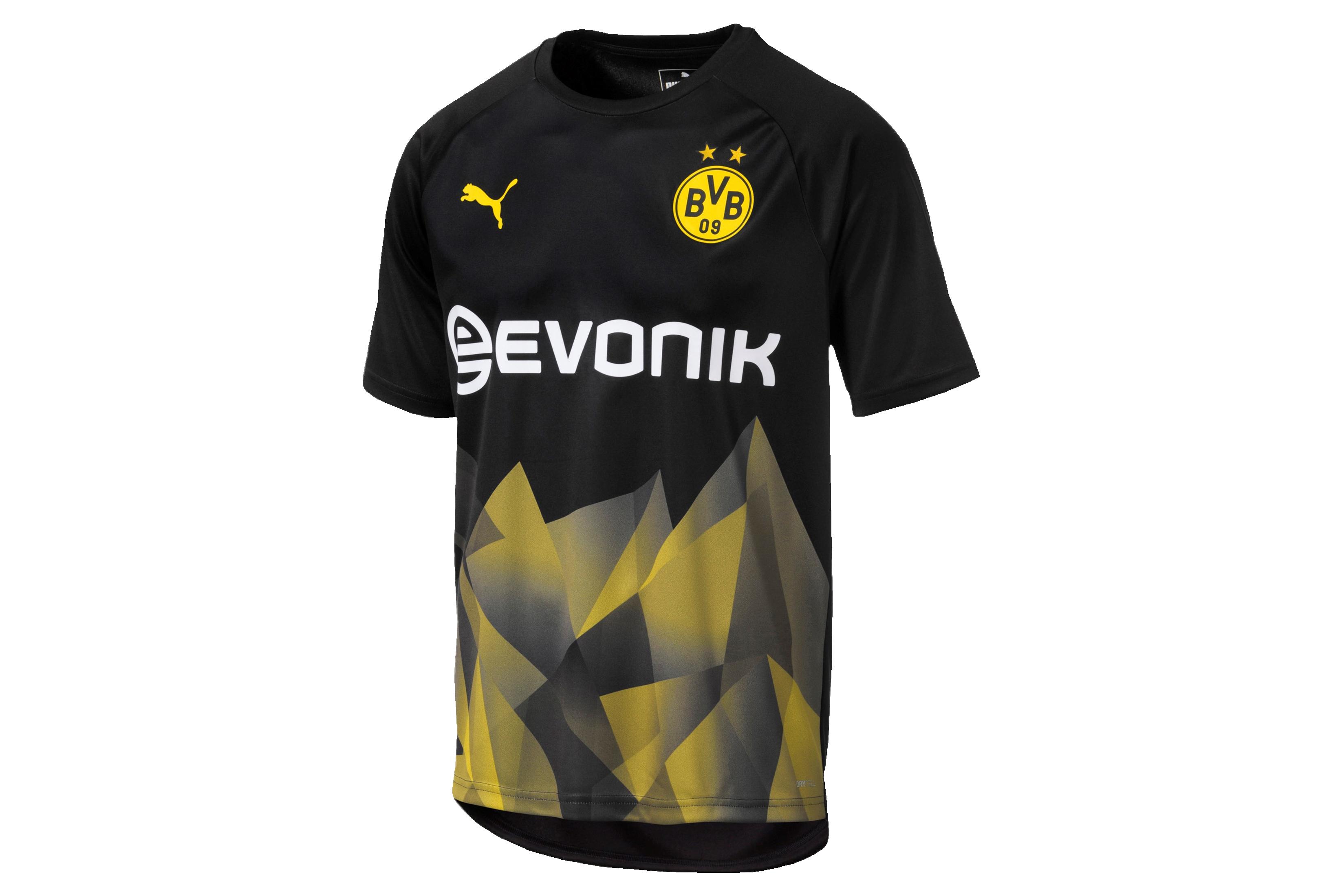 Football Shirt Puma Borussia Dortmund Stadium