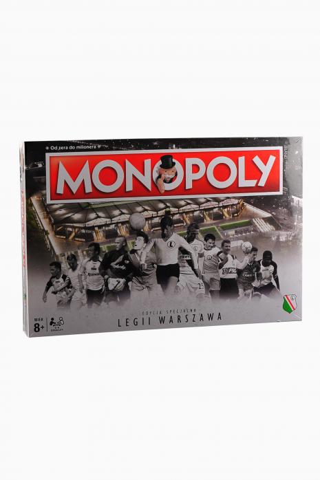 Gra Monopoly: edycja specjalna Legii Warszawa