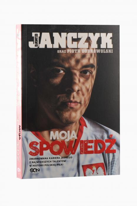 Książka Dawid Janczyk. Moja spowiedź
