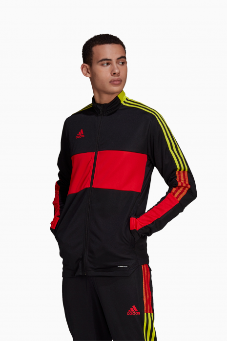 Bluză adidas Tiro 21 Track FZ