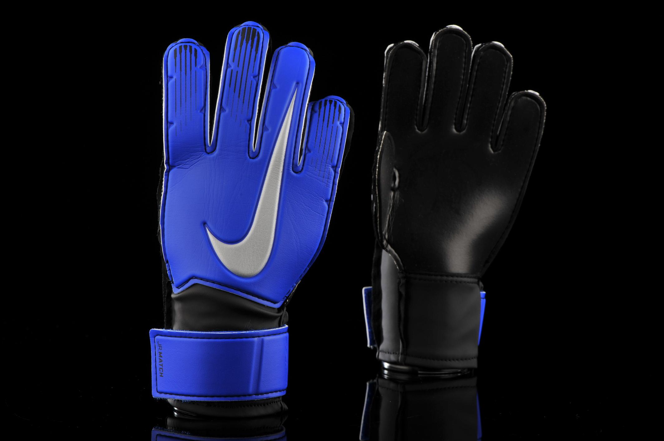 gemelo Seleccione crítico  Goalkeeper Gloves Nike GK Match Junior GS0368-420   R-GOL.com - Football  boots & equipment
