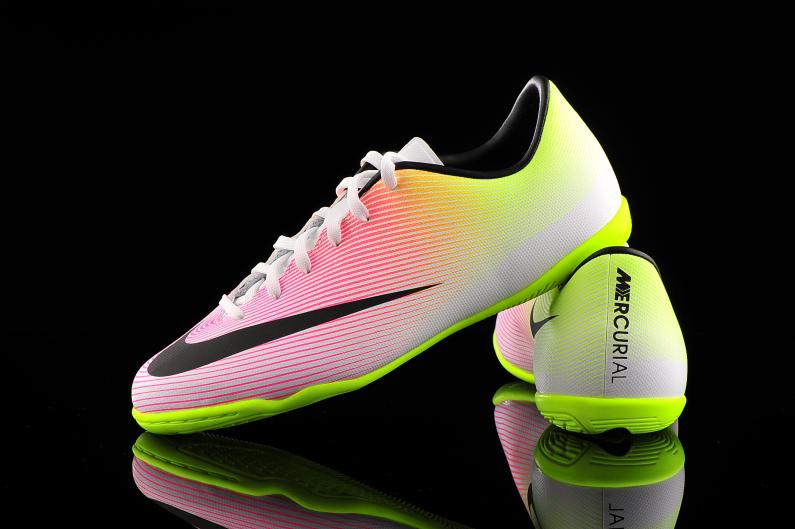 hierro ira Bolsa  Nike Mercurial Victory V IC Junior 651639-107 | R-GOL.com - Football boots  & equipment