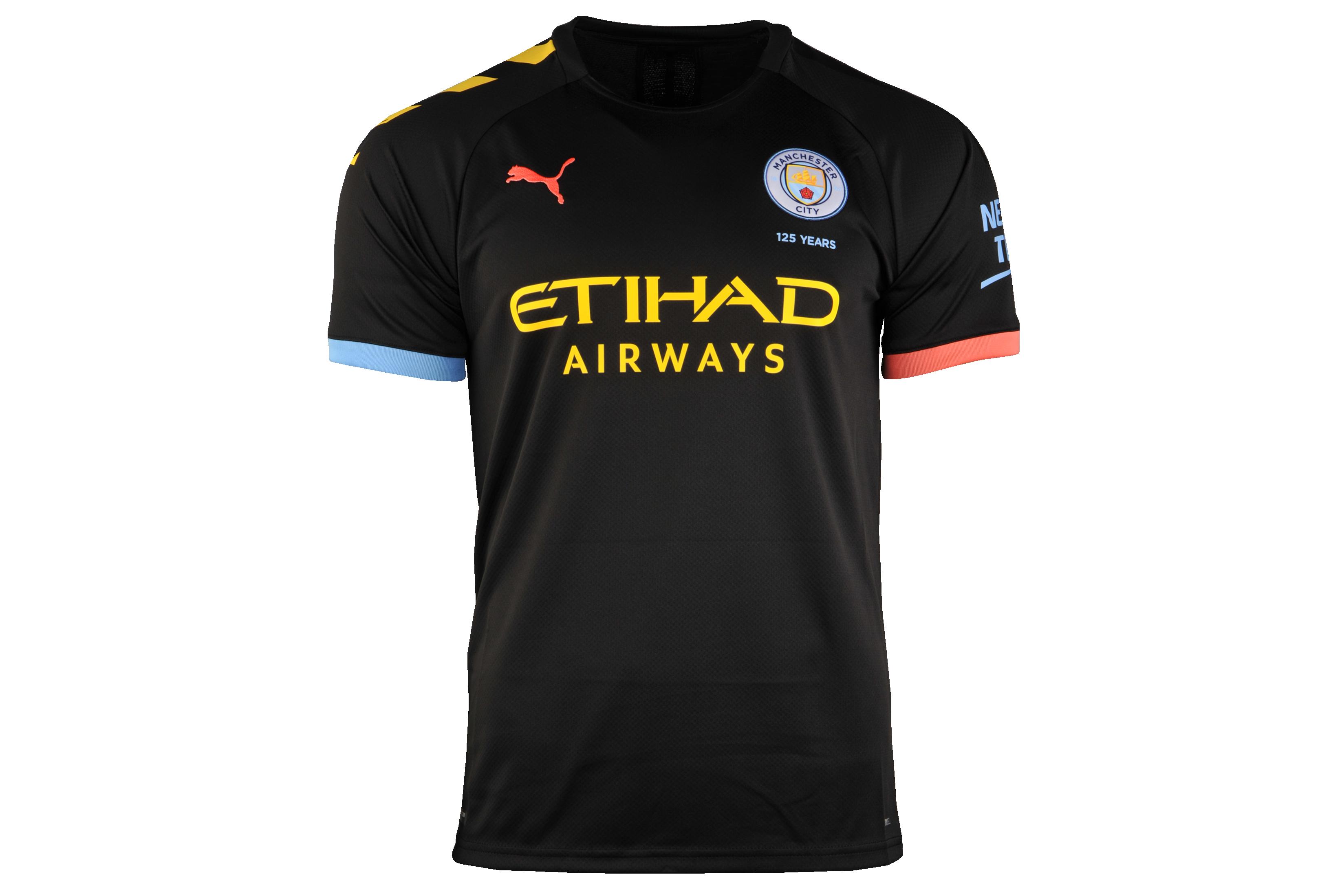 Yo Húmedo paso  Football Shirt Puma Manchester City FC 2019/20 Away Replica | R ...