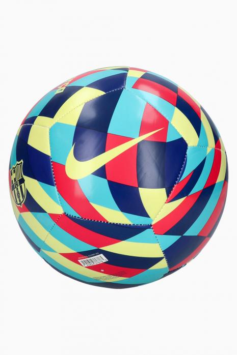 Minge Nike FC Barcelona Pitch dimensiunea 5