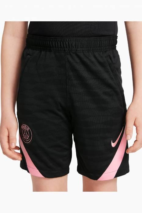 Spodenki Nike PSG Dry Strike 2021/22 Wyjazdowe Junior