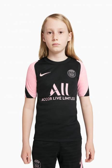 Koszulka Nike PSG 21/22 Wyjazdowa Strike Top Junior