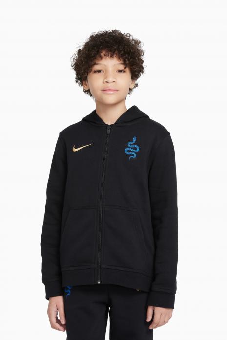 Mikina Nike Inter Milano NSW Hoodie FZ Junior