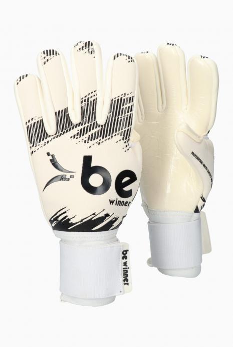 Brankárske rukavice Be Winner Professional White Neopren Contact Grip NC