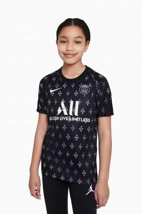 Koszulka Nike PSG 21/22 Wyjazdowa Breathe Top PM Junior
