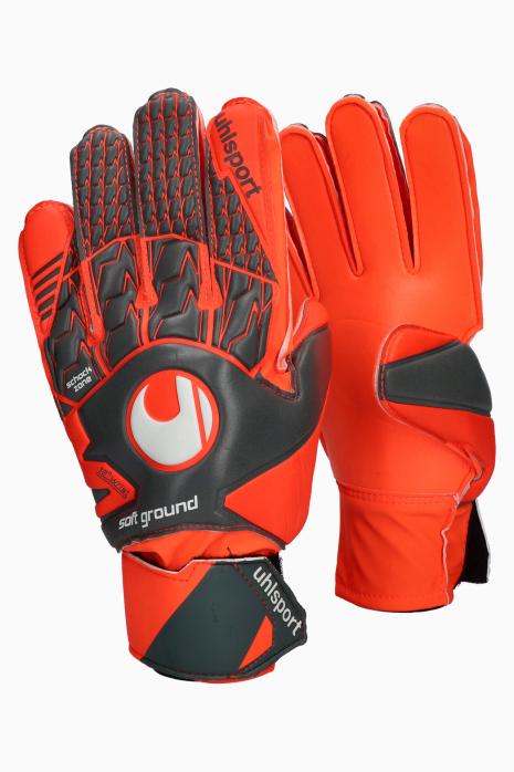 Brankárske rukavice Uhlsport Aerored Soft Pro