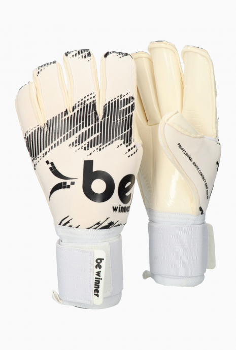Brankárske rukavice Be Winner Professional White Neopren Contact Grip RF