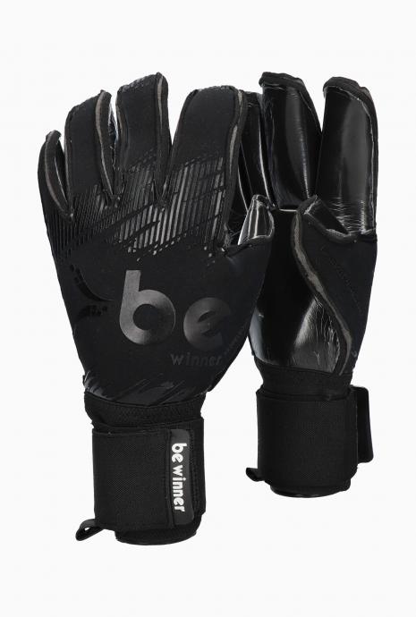Brankárske rukavice Be Winner Professional Black Neopren Contact Grip RF