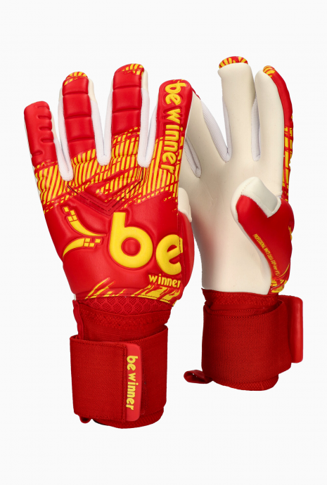 Brankárske rukavice Be Winner Professional White Giga Grip Hyla